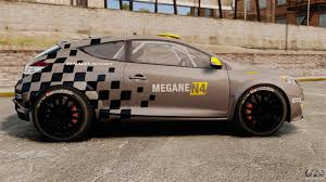 renault megane sport coupe renault megane rs n4 for gta 4