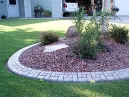 luxurious and splendid garden curbing exquisite ideas concrete