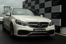 mercedes amg price in india mercedes india launches e class e63 amg sportscar price