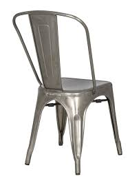 iron dining chair vintage metal dining chair by magnussen home wolf and gardiner