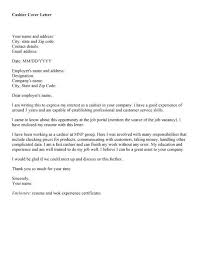 epic cover letter for cashier with experience 86 with additional