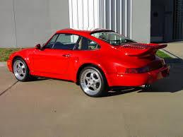 porsche 911 turbo 1994 1994 porsche 911 3 6 turbo s flat nose on hold