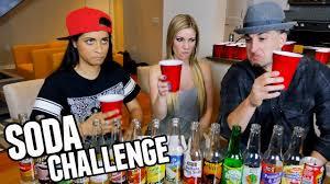 Challenge Bfvsgf Bfvsgf Gross Soda Challenge W Lilly Singh Fnyvdo