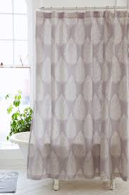 Purple And Brown Shower Curtain The Best Shower Curtains Elements Of Style Blog