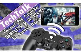 connect ps3 controller to android connect ps4 controller wireless no root to any android device