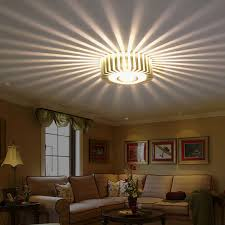 decorative wall lights for homes home led 3w hall light walkway porch decor l sun flower creative