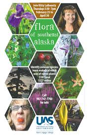 native plants of alaska uas sitka campus offers u0027flora of southeast alaska u0027 course as a