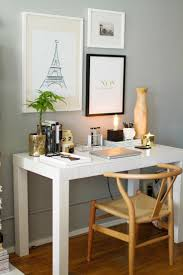 White Victorian Desk by Home Office Home Office Gold Asian Desc Task Chair White