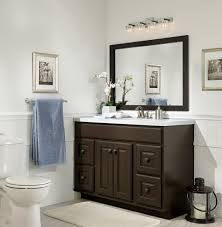 Modern Bathroom Vanity by Bathroom Mirrormate With Wall Sconces And Towel Bar Plus Bathroom