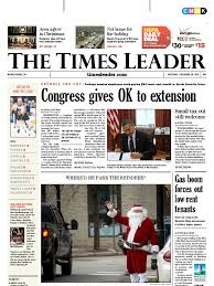 times leader 12 24 2011 layoff lawsuit