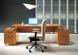 Modern Wood Office Desk Modern Wood Office Desk Furniture Info