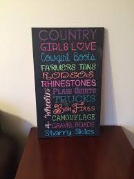 country teenage girl bedroom ideas wall art for teenage girl gallery with country wood sign colorful