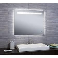 Bathroom Lights Mirror Mirrors With Lights You Ll Wayfair