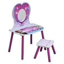 frozen vanity table toys r us delta children frozen vanity and stool set pink target