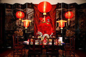 chinese new year home decoration chinese new year house decorations