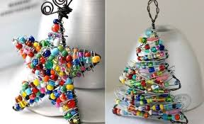 unique handmade christmas ornaments christmas tree decorations archives find projects to do