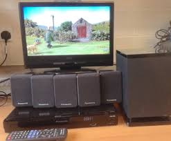 dvd home theater sound system panasonic panasonic sa xh50 dolby 5 1ch dvd hd home cinema theater system