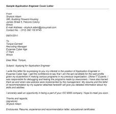 sample covering letter for job application by email information