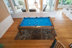 bahama beachhouse dining pool table modern billiard table