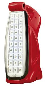 rechargeable light for home eveready hl52 39 leds rechargeable home light red amazon in home