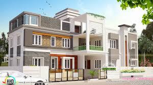 5 bedroom 3201 sq ft contemporary home kerala home design