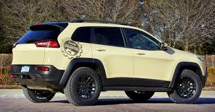 jeep cherokee yellow uautoknow net 2015 easter jeep safari jeep cherokee canyon trail