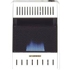 300 Sq Ft by Procom Blue Flame Wall Heater 10 000 Btu Output 300 Sq Ft