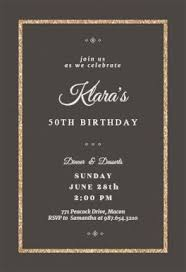 146 best birthday invitation templates images on pinterest order