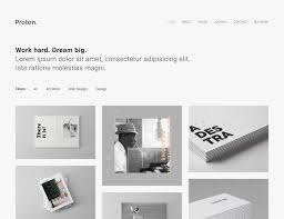 25 best minimalist wordpress themes 2017 athemes