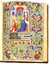 Medieval Decorations by Book Of Hours Wikipedia