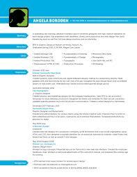 Resume Template Australia For Students Curriculum Vitae Interior Design Cv Example Resume Photography