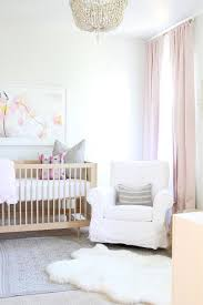 Pink And Gold Nursery Bedding French Nursery With Pink Curtains French Nursery