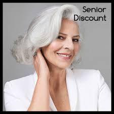 senior hair cut discounts the best salon offers and discounts hair salon sheffield