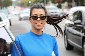 the bromans haircut kourtney kardashian debuts shorter haircut celebuzz