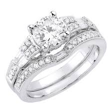 wedding diamond diamond wedding rings cherry