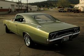 1968 dodge charger green 1968 dodge charger r t green gold sun flickr
