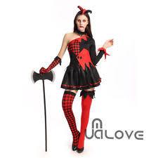 Halloween Jester Costume Jester Fancy Dress Ebay