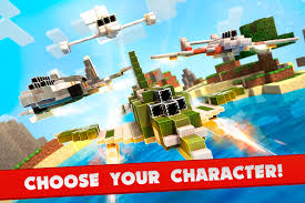 ace plane craft block airplane android apps on google play
