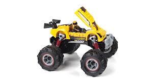 wheels super blitzen monster truck mega bloks