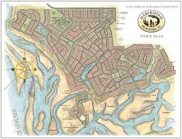 Our Town House Plans by Habersham Sc Beaufort Real Estate Waterfront Living