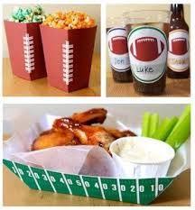 Super Bowl Decorating Ideas 94 Best Superbowl Party And Tailgate Church Services Images On