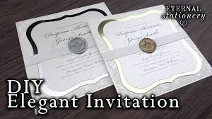 wedding invitation packages how to make wedding invitations diy wax seal invitation