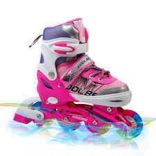 light up inline skates adjustable inline skates for kids otw cool girls rollerblades with