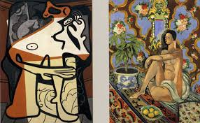 What Is An Armchair Art Museums Matisse Picasso At The Tate Modern In London Les
