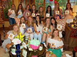 bunco party graduation and bunco party for grace poimboeuf