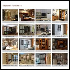 nicaragua simple design study room furniture wood home cabinet