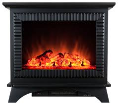 Realistic Electric Fireplace Insert by Freestanding Electric Fireplace With Log Inserts Transitional