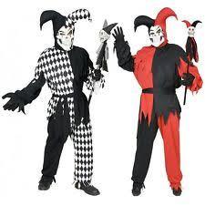 Halloween Jester Costume Kids Jester Costume Ebay