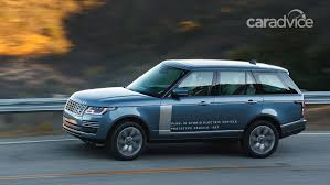 electric land rover 2018 range rover phev review road and tracks