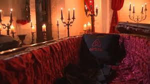 want to spend the night in dracula u0027s castle sunny 107 9